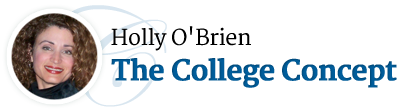 The College Concept Logo